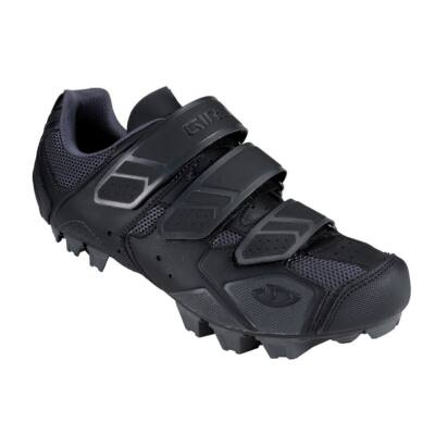 Giro Carbide mtb cipő black/charcoal
