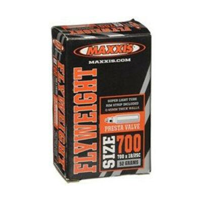 Maxxis 700x18-25C Ultralight 48mm presta szelepes belső gumi