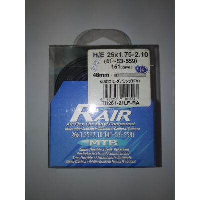 """Panaracer 26x1.75-2.1"""" 48mm presta szelepes belső gumi"""