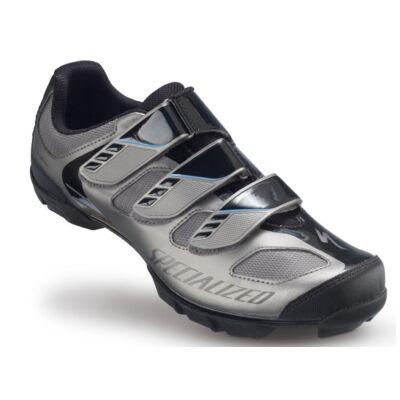 Specialized Sport MTB cipő ezüst fekete