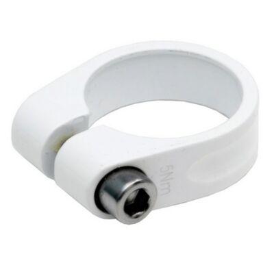 spyral energy 31.8 mm nyeregcső bilincs fehér