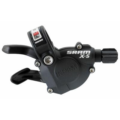 Sram X5 Trigger 3x9 sebességes váltókar