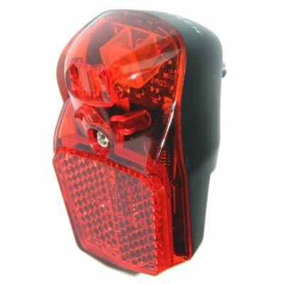 Velotech sárvédőre szerelhető hátsó lámpa