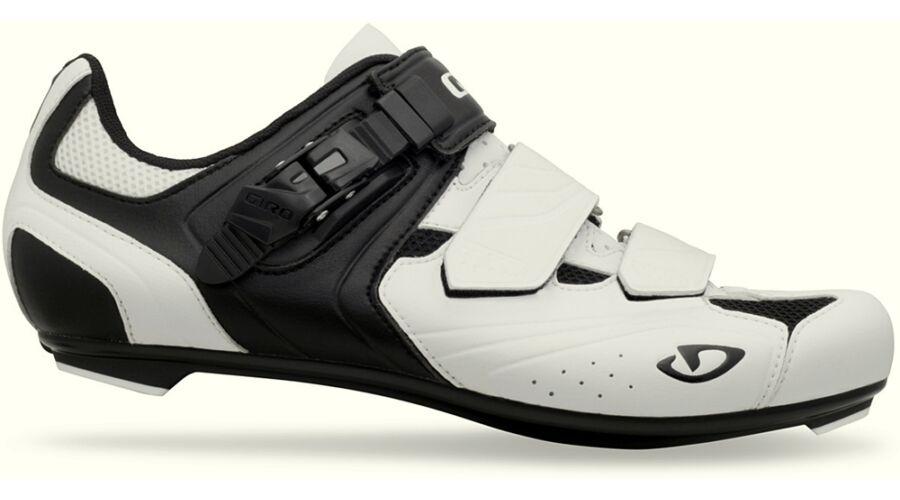 Giro Apeckx országúti kerékpáros cipő fekete-fehér 400803b664